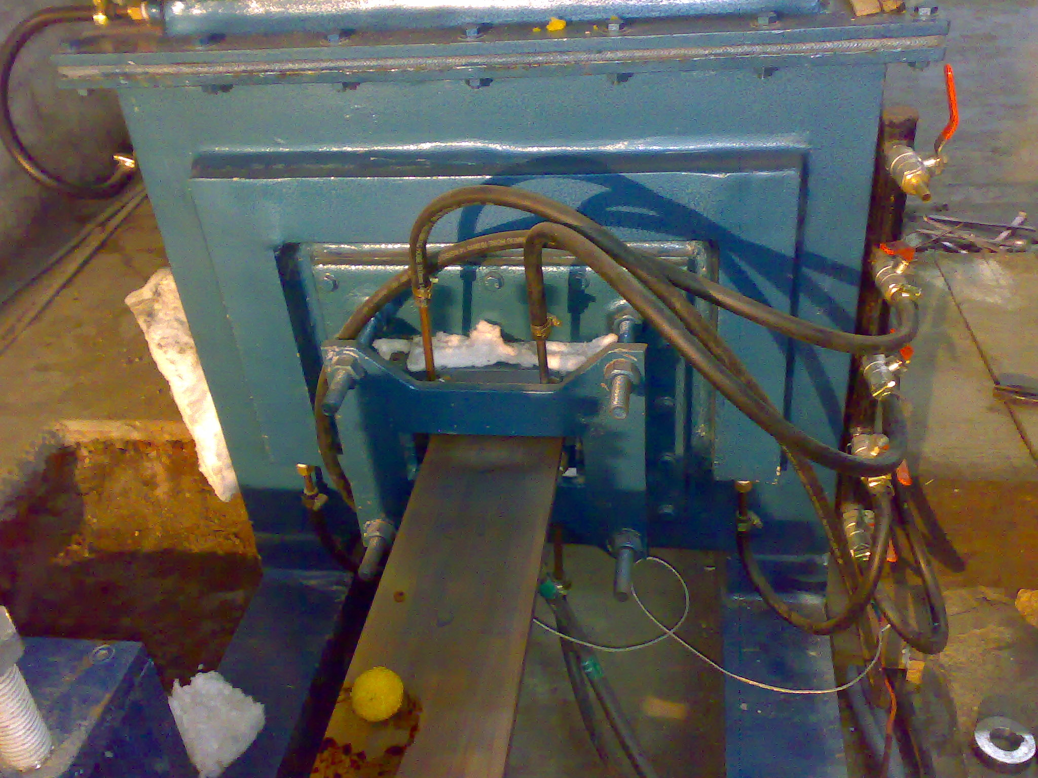 Horizontal Strip Casting Machine